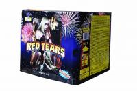 Kompakty Red Tears (červené slzy) kal.25mm, 64rán
